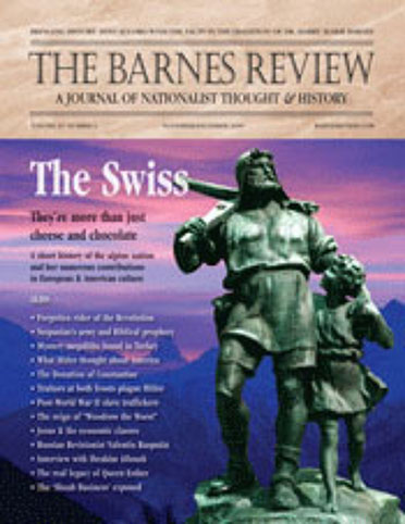 The Barnes Review, November/December 2009