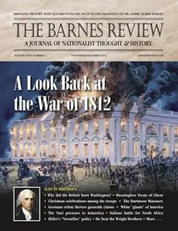 The Barnes Review, November/December 2012