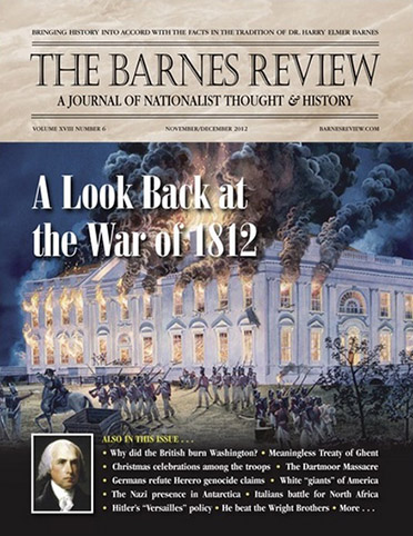 The Barnes Review, November/December 2012