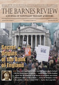 The Barnes Review, September-October 2012