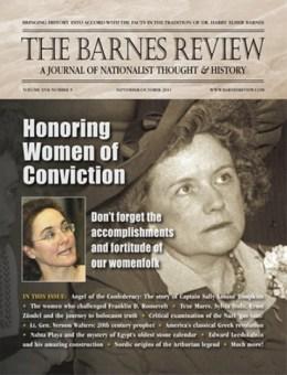 The Barnes Review, September/October 2011