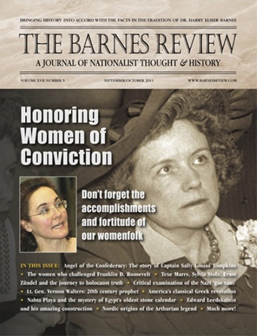 The Barnes Review, September/October 2011