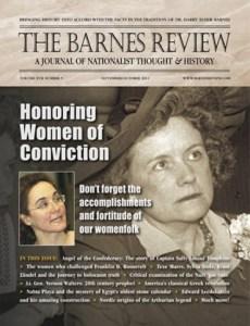 The Barnes Review, September-October