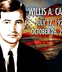 Willis Allison Carto, American, Rest in Peace