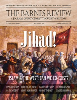 The Barnes Review, March/April 2016
