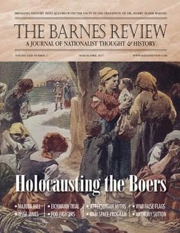The Barnes Review, March/April 2017