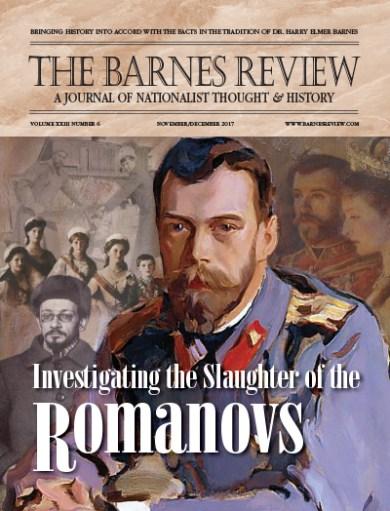 The Barnes Review November/December 2017