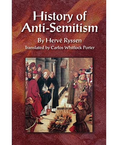 History of Anti-Semitism, Ryssen