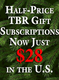 TBR Christmas Gift Subscription Special 2018