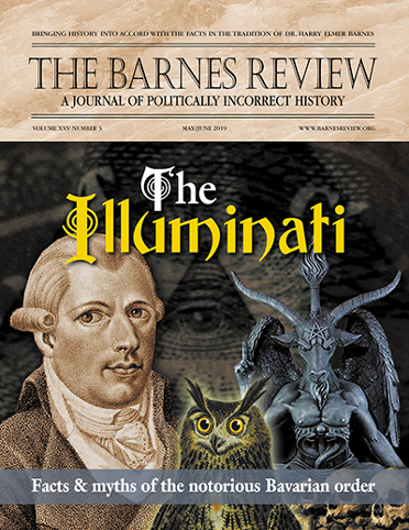 The Barnes Review, May/June 2019