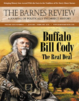 The Barnes Review, January/February 2020