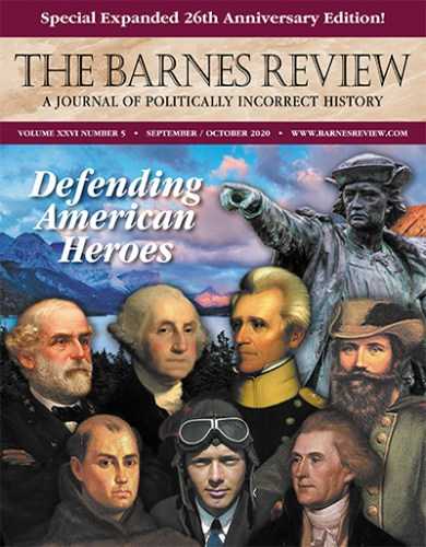 The Barnes Review, September/October 2020