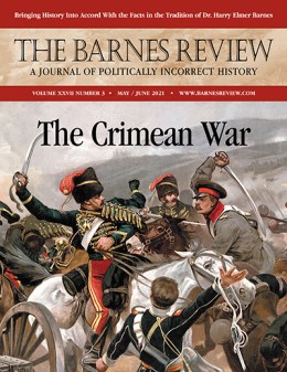 The Barnes Review, May/June 2021 (PDF)