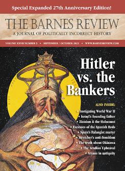The Barnes Review, September/October 2021 (PDF)