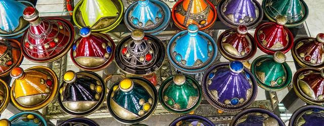 Oppskrift :: Lammetagine -aromatisk fra Nordafrika