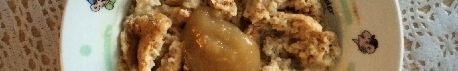 Oppskrift :: Eplekakegrøt med kavring eller knekkebrød