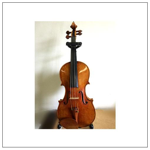 Svetozar Bogdanoski VSA Award Winning Violin