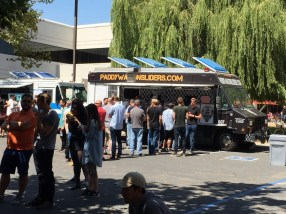 Free food truck Fridays at my office.