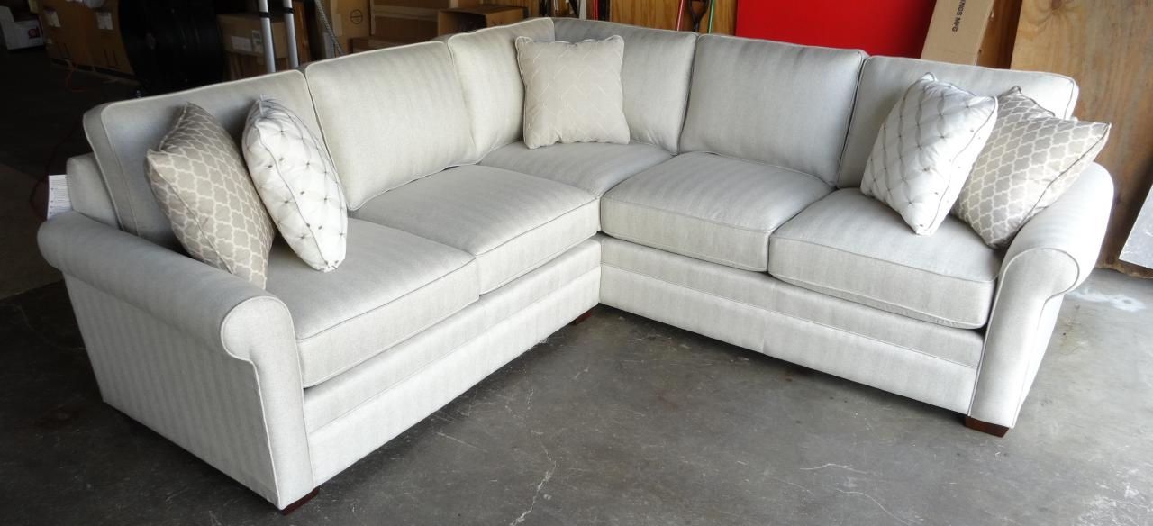 apt size sectional sofas sofa bed thick sprung mattress barnett furniture - craftmasterf9