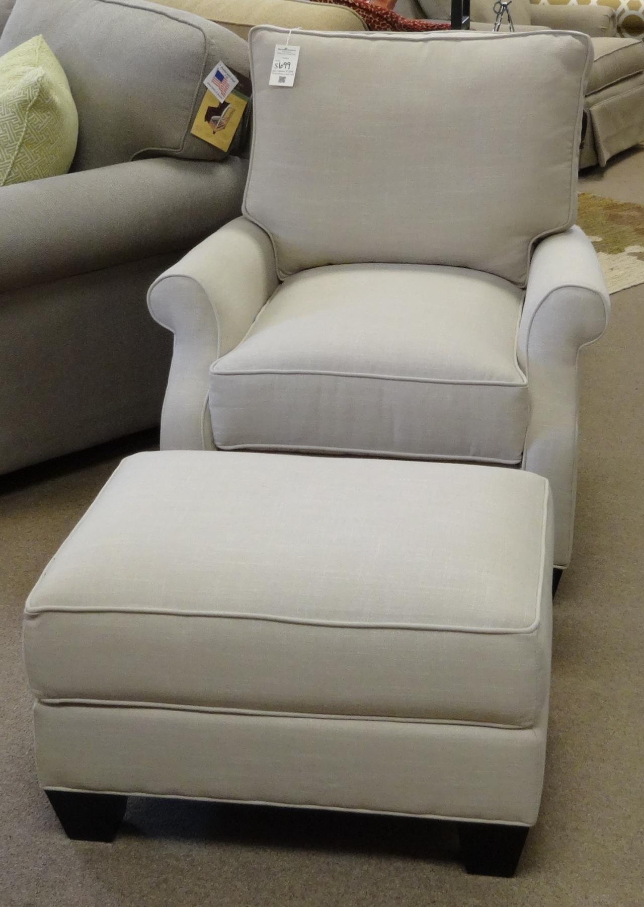 Barnett Furniture  King Hickory Penelope Chair