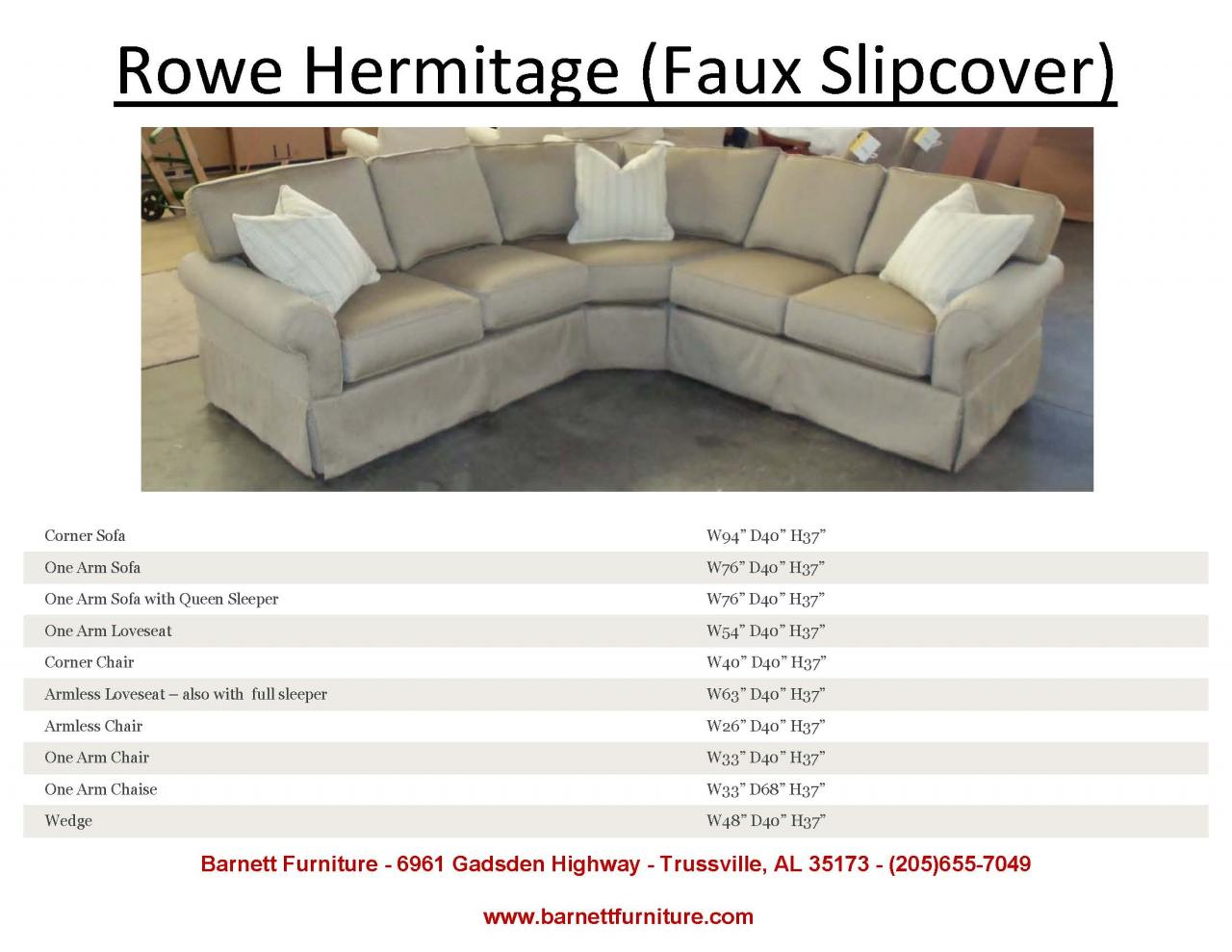 rowe masquerade sectional sofa bed specialists uk barnett furniture - sectionals