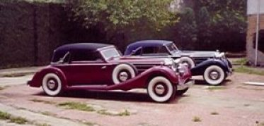 HORCH 853A 1936