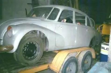 Tatra T87 1938