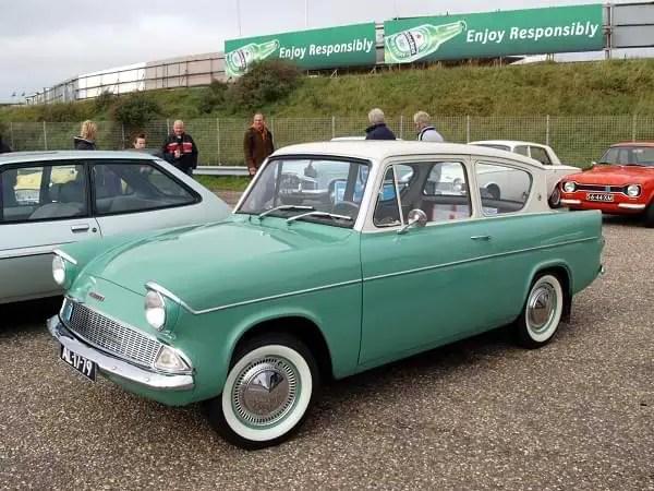 Ford Anglia 1960 - Sedán de 2 puertas