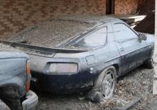 Front engine Porsche