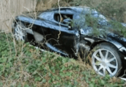 Koenigsegg Abandoned