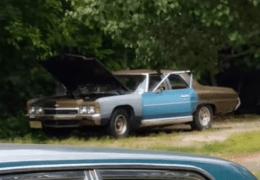 Impala still daily driven