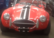 Possible Kit Car at garage
