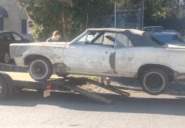 1966 Pontiac Convertible