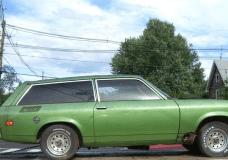 Chevrolet V8 Vega Wagon