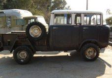 1964_Jeep_M-677_Forward_Control_4_Door_FC_Military_Truck