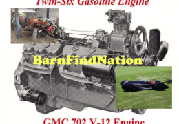 GMC Twin Six 702 V12