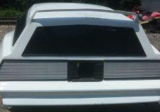 1977 Pontiac Trans Am Wagon rear hatch back conversion