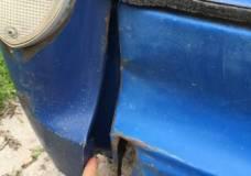 This 1972 Volkswagen Squareback needs minor repair here