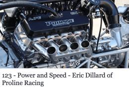 Eric Dillard of ProLine