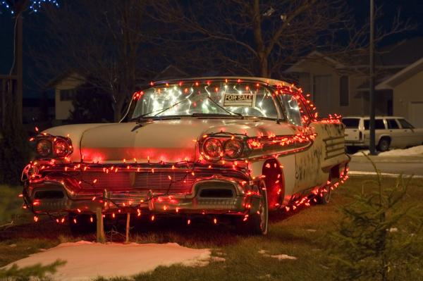 Merry Christmas From Barn Finds