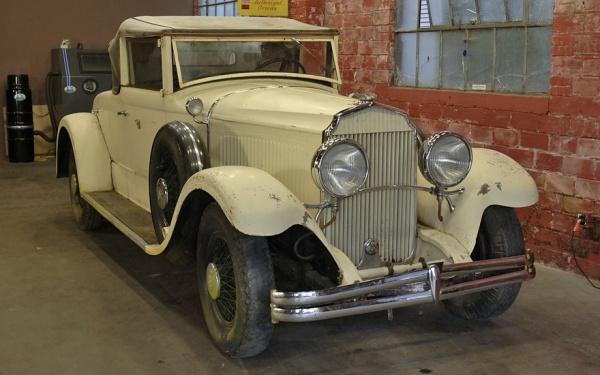 Prewar Drop Top 1930 Chrysler Imperial