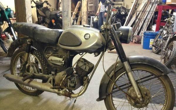 300 Bike 1965 Bridgestone BS90