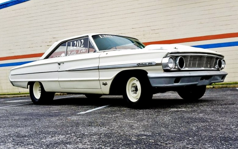 Out of Retirement: 1964 Ford Galaxie