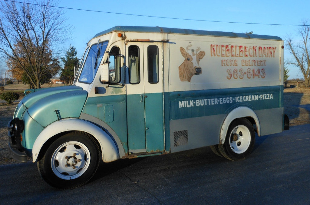 Image Result For Divco The Milk Truck Old Car And Truck Pictures Divco