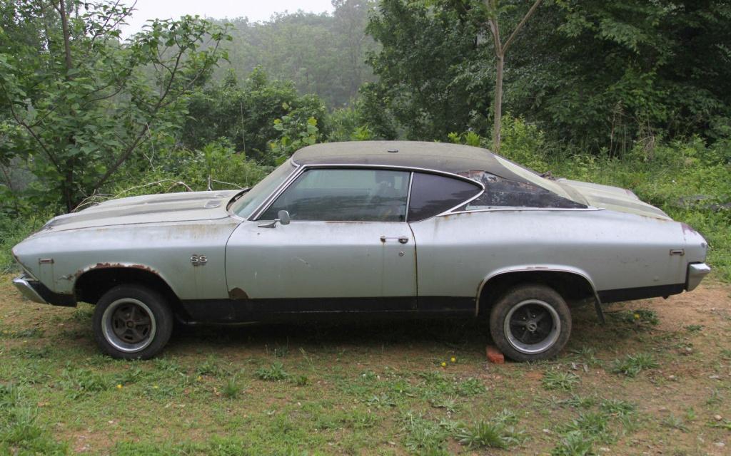 Ultimate Sleeper 1969 Chevelle SS