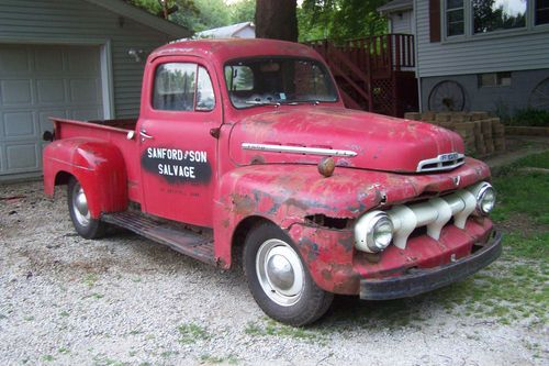 Sanford Son And Pickup Truck
