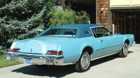 Fashionable Find: 1975 Lincoln Mark IV Cartier Edition