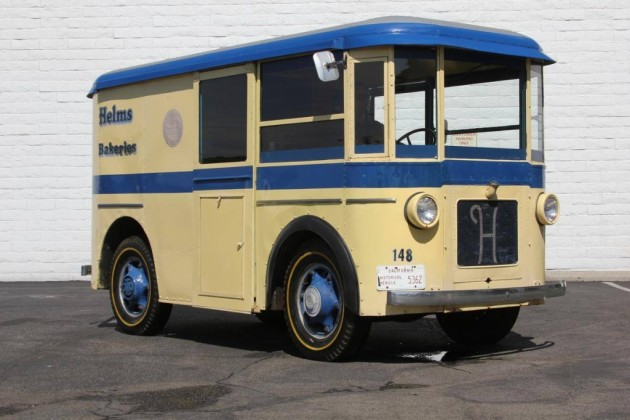 1936 Helms Bakery Delivery Truck