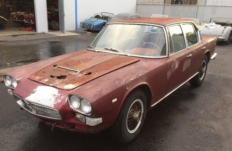 1967 Maserati Quattroporte For The Brave