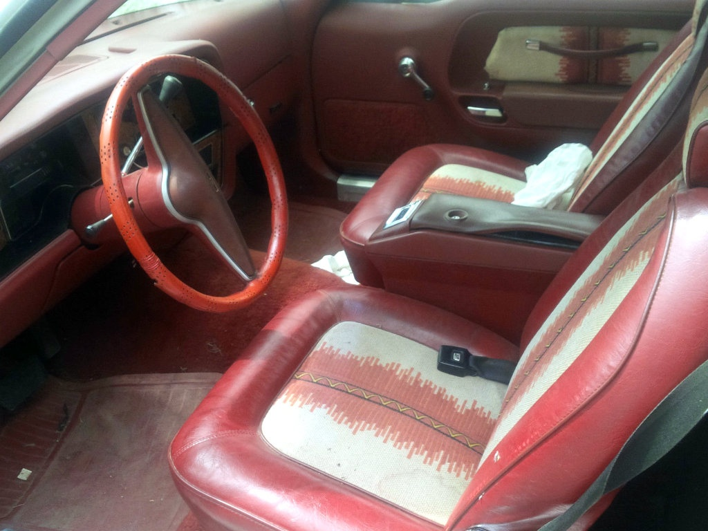 Rolling Fishbowl 1976 AMC Pacer